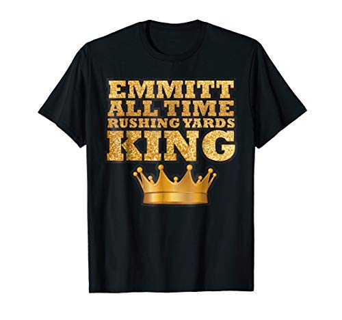 Smith All Time Rushing Yards King Apparel