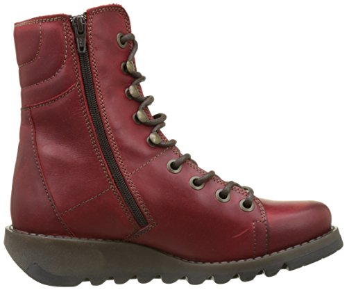 Rosso Stivali Donna Fly Same109fly London Red 87awqTx1x