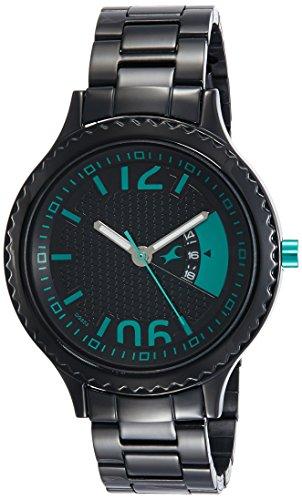 Fastrack Loopholes Analog Silver Dial Women's Watch NM6168NM01/NN6168NM01