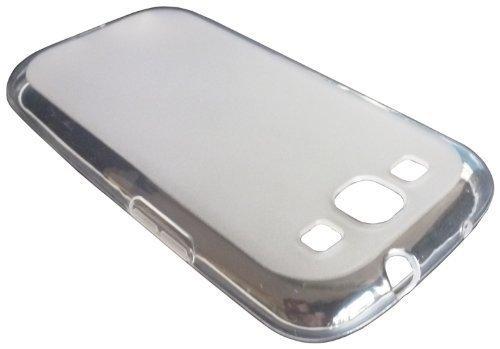Avcibase 4260310641454 TPU neblige Silikon Schutzhülle für Samsung Galaxy S3 i9300 schwarz