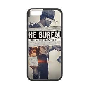 the bureau com declassified iPhone 6 4.7 Inch Cell Phone Case Black yyfD-311183