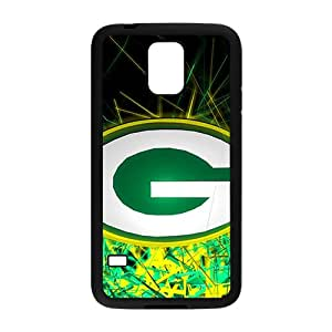 Green Bay Packers Phone Case for Samsung Galaxy S5 Black