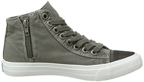 Blowfish Damen Madrid Klassische Stiefel Grau (Steel Grey)
