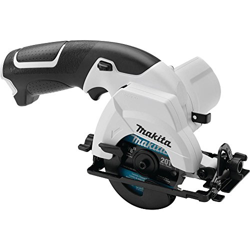Makita SH01ZW 12V max Lithium-Ion Cordless 3-3/8' Circular Saw, Tool Only