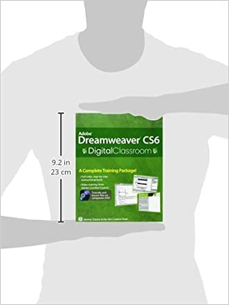 Adobe Dreamweaver Cs6 Classroom In A Book Lesson Files
