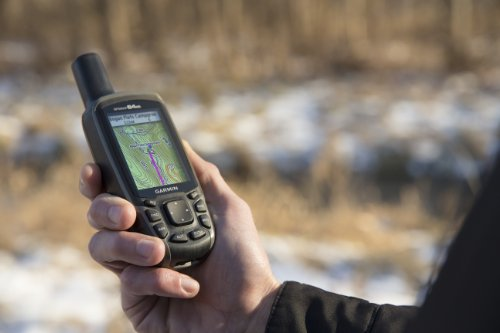 Garmin GPSMAP 64st, TOPO U.S. 100K with High-Sensitivity GPS and...