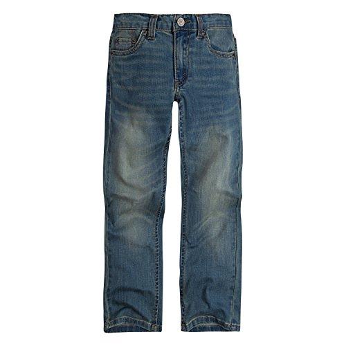 Levi Elastic Waist Jeans - 3