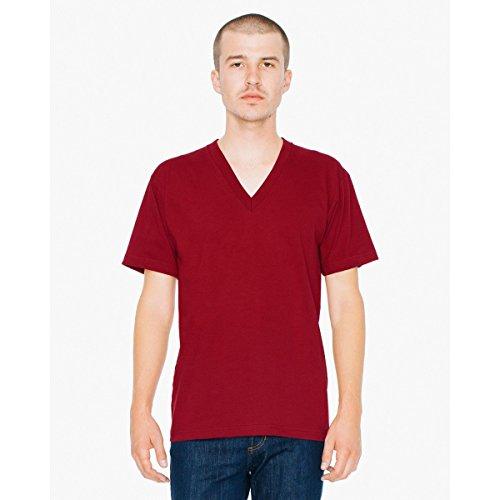 American Violet shirt T Col Apparel Homme V vWqrTvPU