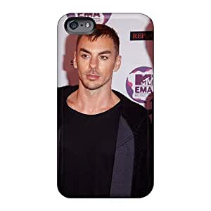 Best Hard Phone Covers For Iphone 6 (Exp3137vzBv) Provide Private Custom Lifelike 30 Seconds To Mars Band 3STM Pattern