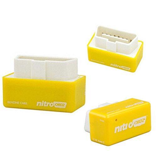 Hrph Branchez and Drive Nitro OBD2 Performance OBD2 Nitro Chip Tuning Box pour Benzine Voiture 836880