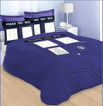 Doctor Who TARDIS Queen Size Comforter. Amazon com  Doctor Who TARDIS Queen Size Comforter  Home   Kitchen