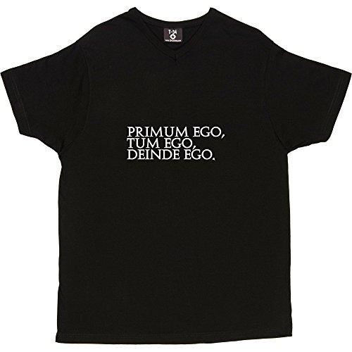 primum-ego-tum-ego-deinde-ego-v-neck-black-mens-t-shirt-medium-white-print