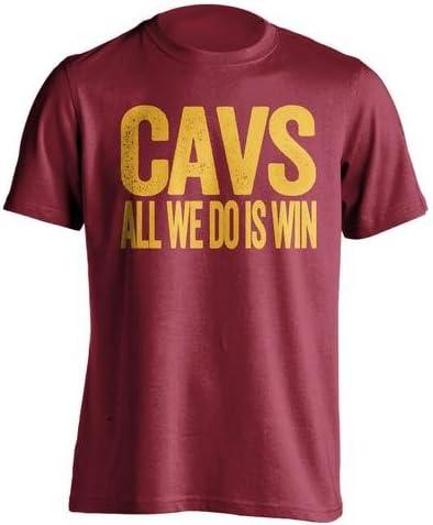 Cavs All We Do es ganar – Cleveland Cavaliers Ventilador ...