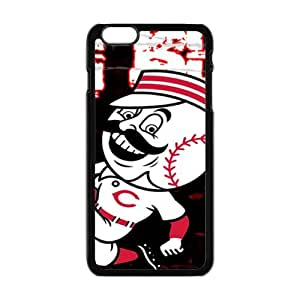 Baseball Fashion Comstom Plastic case cover For Iphone 6 Plus