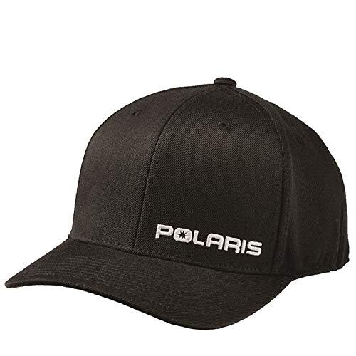 (Polaris Men's Adjustable Fit Black Core Cap)