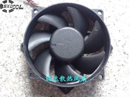 Round Fan SXDOOL PVA092G12P 909025mm 99cm 9025 9cm 12V 0.39A PWM 4-line Server