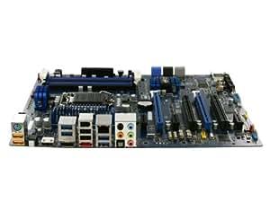 Intel Desktop Motherboard LGA1155 DDR3 1333 ATX - BOXDZ77BH55K