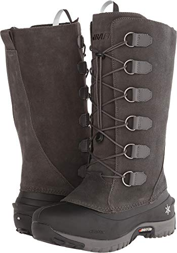 Baffin Women's Coco-W, Charcoal, 8 M US - Womens Boots Baffin