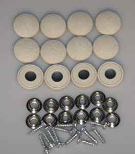 Amazon.com: Set Of 12 Dura Snap Upholstery Buttons #36