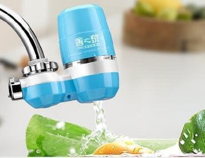 GDS/non-drinking de cocina agua del grifo, purifier. purifier. Pre Filtro de agua filtro de agua... azul: Amazon.es: Hogar