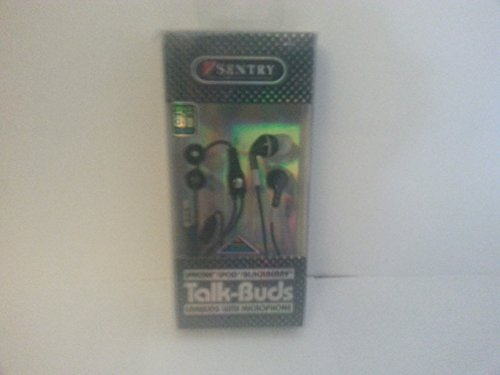 Sentry Talk Buds With Mic Color Varies - Sentry HM...