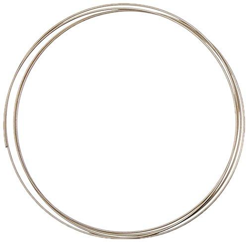 Steel Coil Memory Beading Wire AVBeads Loops (Bracelet 60-65mm dia. / 7.5-8