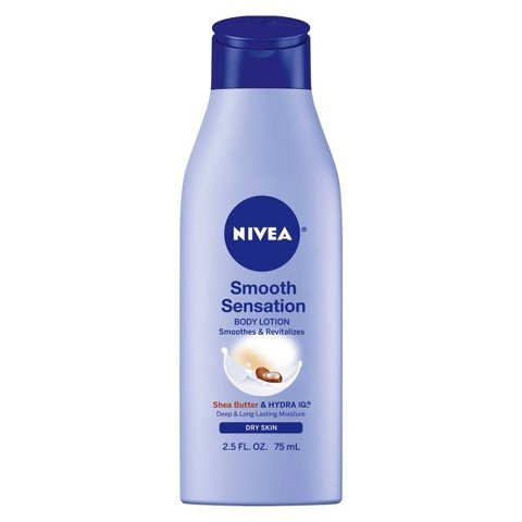 Nivea Smooth Sensation Body Lotion - 2.5 oz