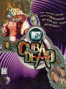 Price comparison product image 1994 MTV's Club Dead Adventure Video Game