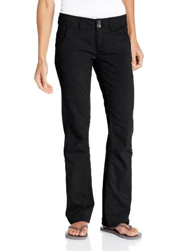 Free prAna Women's Halle Regular Inseam Pant, Black, 6