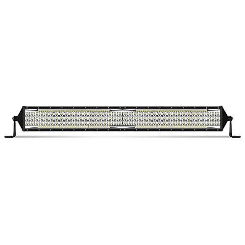 22 120w LED Light Bar Flood Spot Combo Work Light Driving Lights Fog Lamp Offroad Lighting