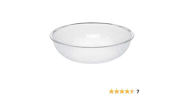 Amazon Com Cambro Psb15 176 15 Round Pebbled Bowl Serving Bowls Serving Bowls