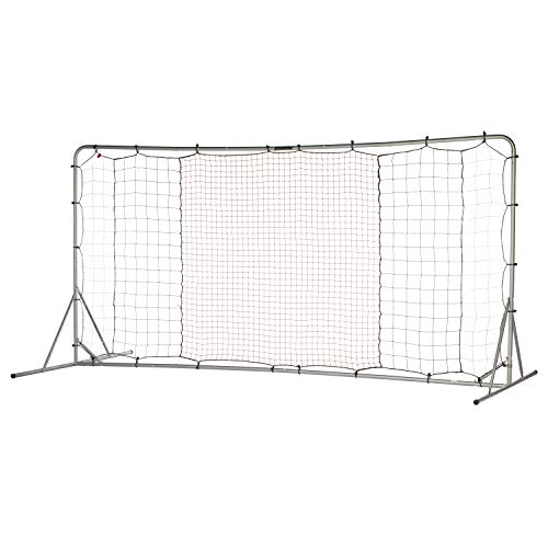 Franklin Sports Steel Soccer Rebounder – Tournament Quality – MultiSport Rebounder