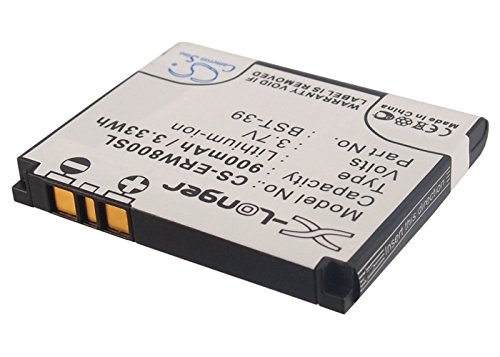 Battery Replacement for Sony Ericsson Equinox, J110a