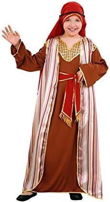 Disfraz de Hebrea marrón para niñas en varias tallas: Amazon.es ...