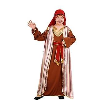 Disfraz de Hebrea marrón para niñas en varias tallas
