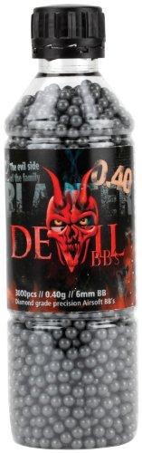 Aftermath Blaster Devil .40G 3000 Count Bottle Airsoft Pellets by AfterMath