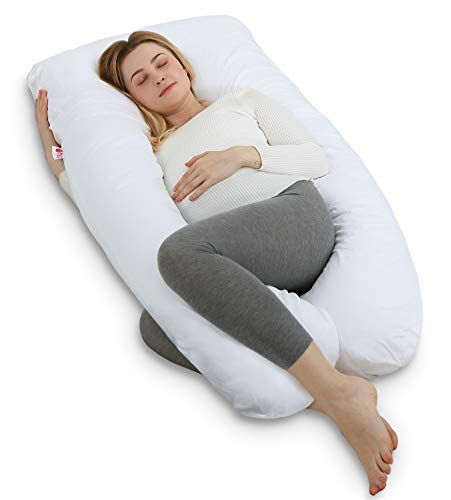 "Meiz 55"" U Shaped Pregnancy Pillow - Maternity Pillow for sale  Delivered anywhere in USA"