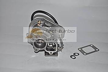 TB0227 466856 - 5003S Turbo para 1994 - 03 Fiat Strada comercial m.708. ht17.2d: Amazon.es: Coche y moto