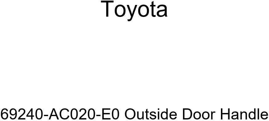 Exterior Trim eledenimport.com Toyota 69240-AC020-E0 Outside Door ...