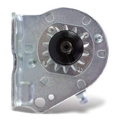 1x Starter//Anlasser 0,7 kW 14 Z/ähne f/ür BRIGGS /& STRATTON 7-18 PS METALL - ZAHNRAD