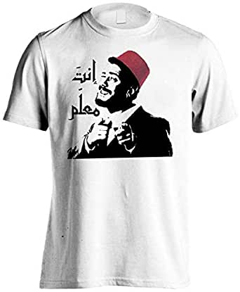 Fruit Of The Loom T-Shirt For Men - M, White