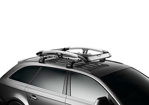 Thule 864 Trail Roof Mount Cargo Basket, Small