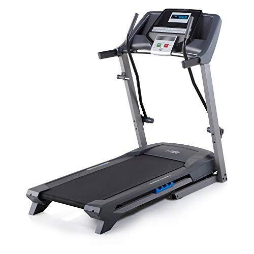 HealthRider Softstrider Cushioning Space Saving Home Treadmill