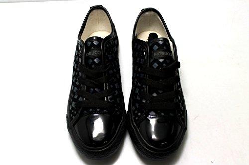 Donna Woman Sneakers Fiorucci FDAD018 e Nero Calzature Comode Grigio Grigio v8wXa8