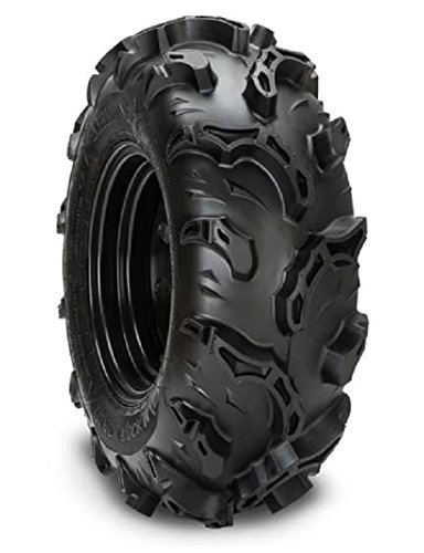 Carlisle Black Rock M&S All-Terrain ATV Bias Tire - 25X8-12 6-Ply Carlstar 6P0224