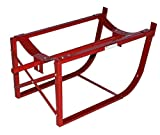 Milwaukee Hand Trucks 40157 55-Gallon Drum Cradle without Wheels