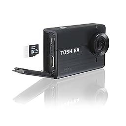 Toshiba Exceria 32GB Micro SD Memory Cards UHS-I U3 (PFM032U-1EUS)