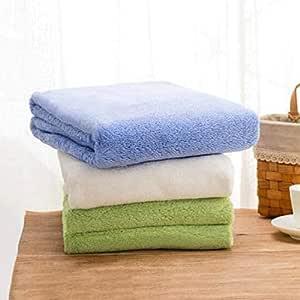 Xiaomi ZSH toalla de baño (blanca) Envío desde España: Amazon.es ...