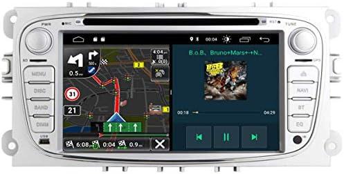 Radio Dab Estéreo Coche Autoradio para Ford Focus Mondeo C-MAX S ...
