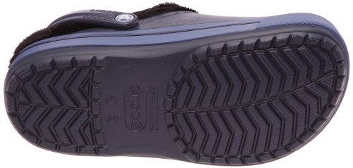 Blue Adults' Crocband Navy Lined II 5 Bijou Unisex Crocs Clogs Winter AB1v6HwwqZ
